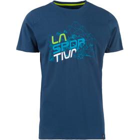 La Sportiva Cubic Camiseta Hombre, opal